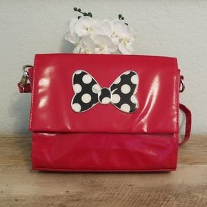 Disney Parks | Red Minnie Mouse Purse